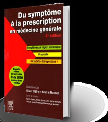 Image de Du symptôme à la prescription en médecine générale
