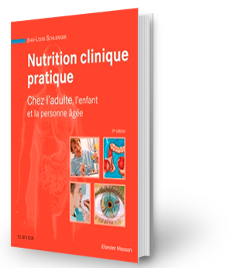Image sur Nutrition clinique pratique chez l'adulte, l'enfant et la personne âgée