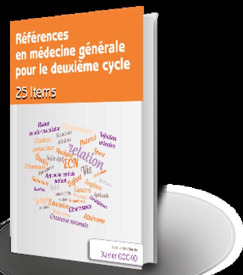Image sur Références en médecine générale pour le deuxième cycle 25 Items
