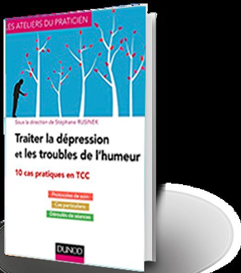 Image sur Traiter la dépression et les troubles de l'humeur - 10 cas pratiques en TCC