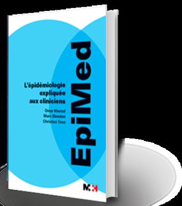 Image de EpiMed L'épidémiologie expliquée aux cliniciens