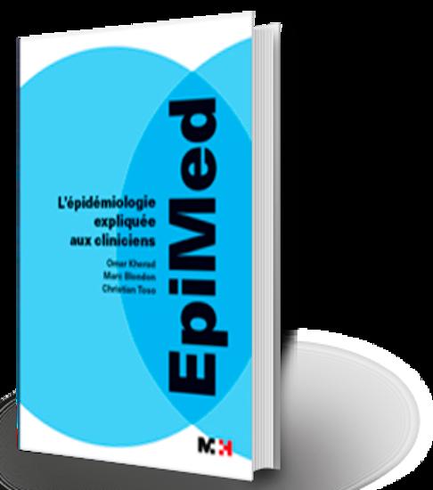 Image sur EpiMed L'épidémiologie expliquée aux cliniciens