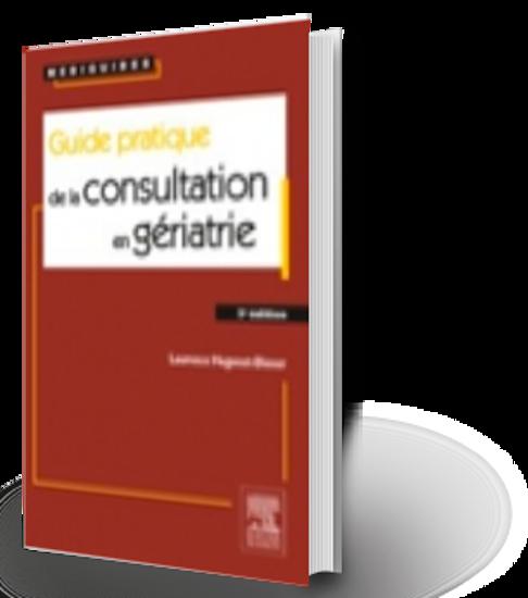 Image sur Guide pratique de la consultation en gériatrie
