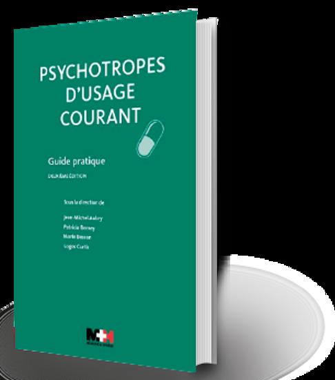 Image sur Psychotropes d'usage courant - Guide pratique