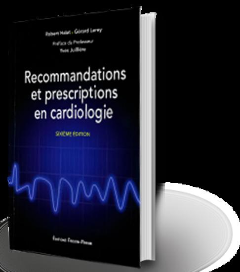 Image sur Recommandations et prescriptions en cardiologie
