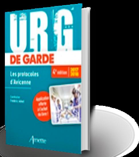 Image sur URG'DE GARDE Les protocoles d'Avicenne