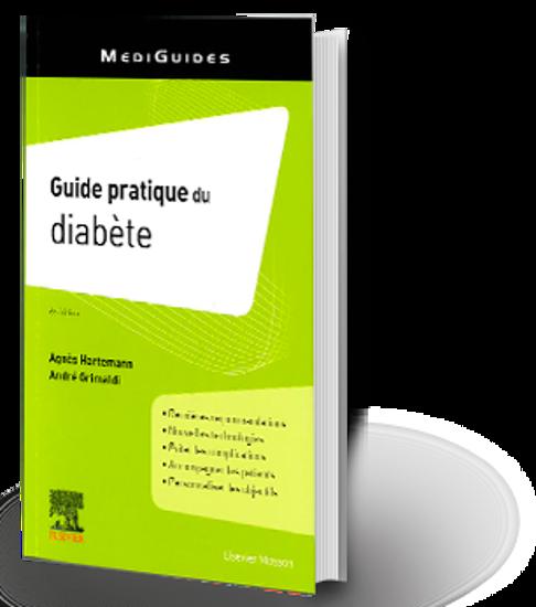 Image sur Guide pratique du Diabète - 6ème édition