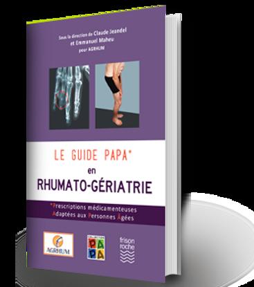 Image de Le Guide Papa en Rhumato-Gériatrie