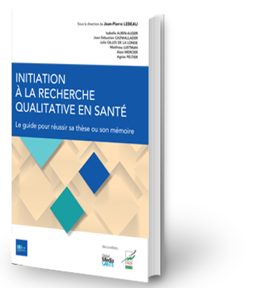 Image de Initiation à la recherche qualitative en Santé